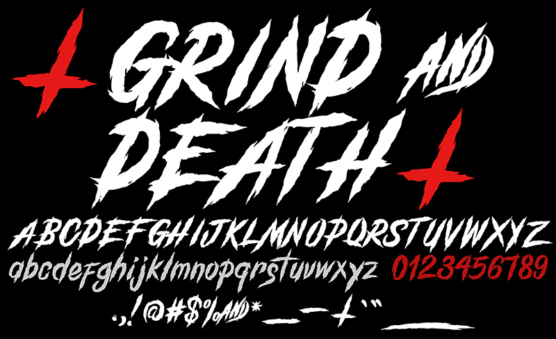 Grind And Death