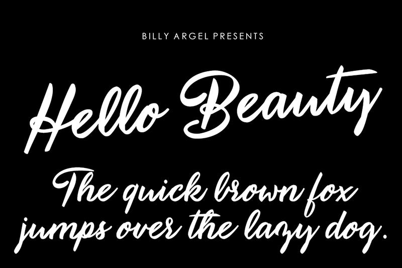 Hello Beauty Script