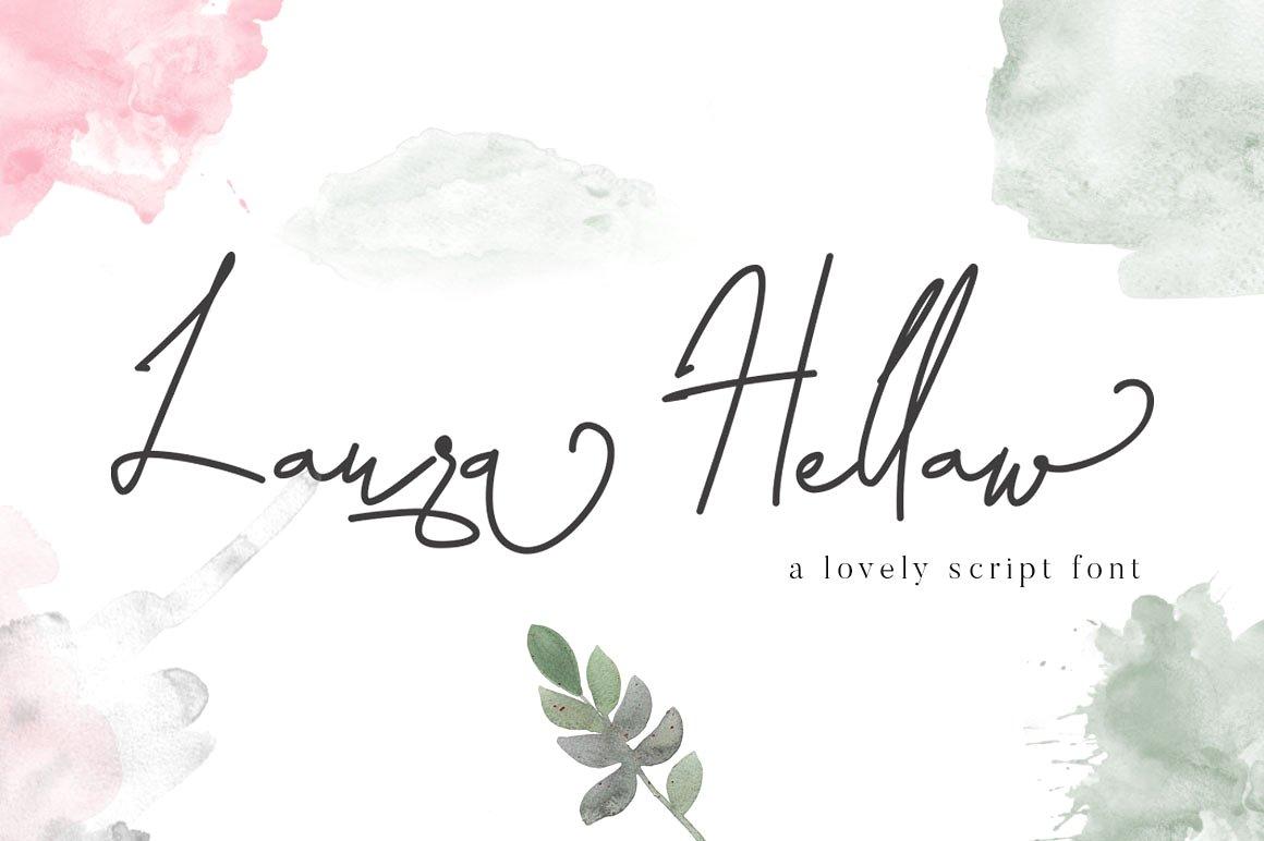 Laura Hellaw Script