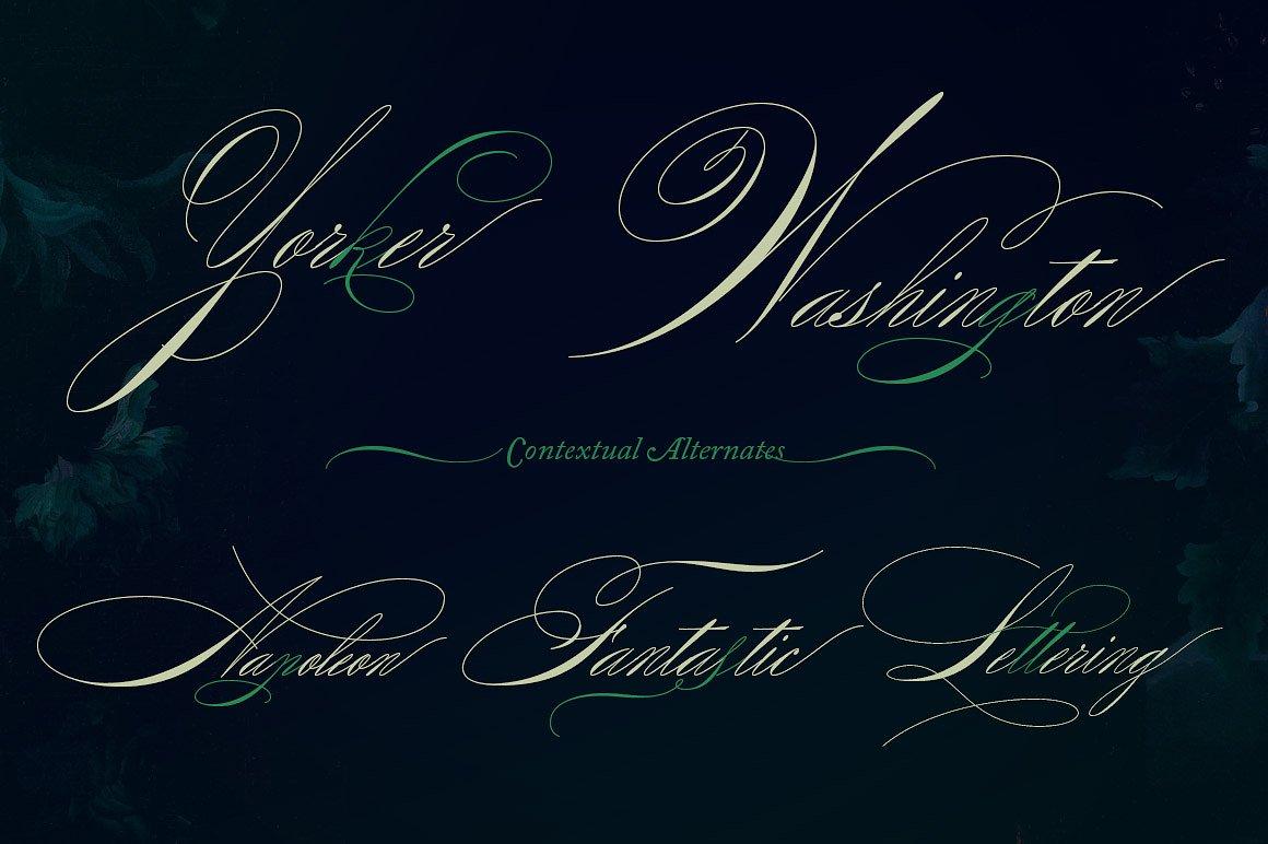 Monarchy Script