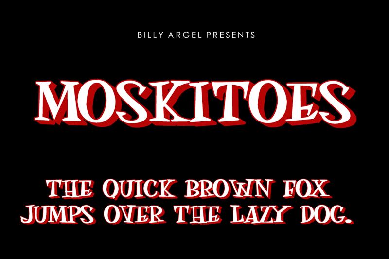Moskitoes