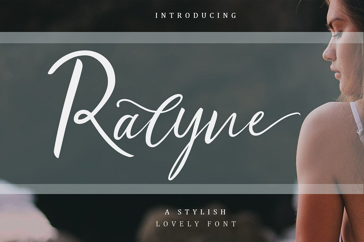 Ralyne Handwritten