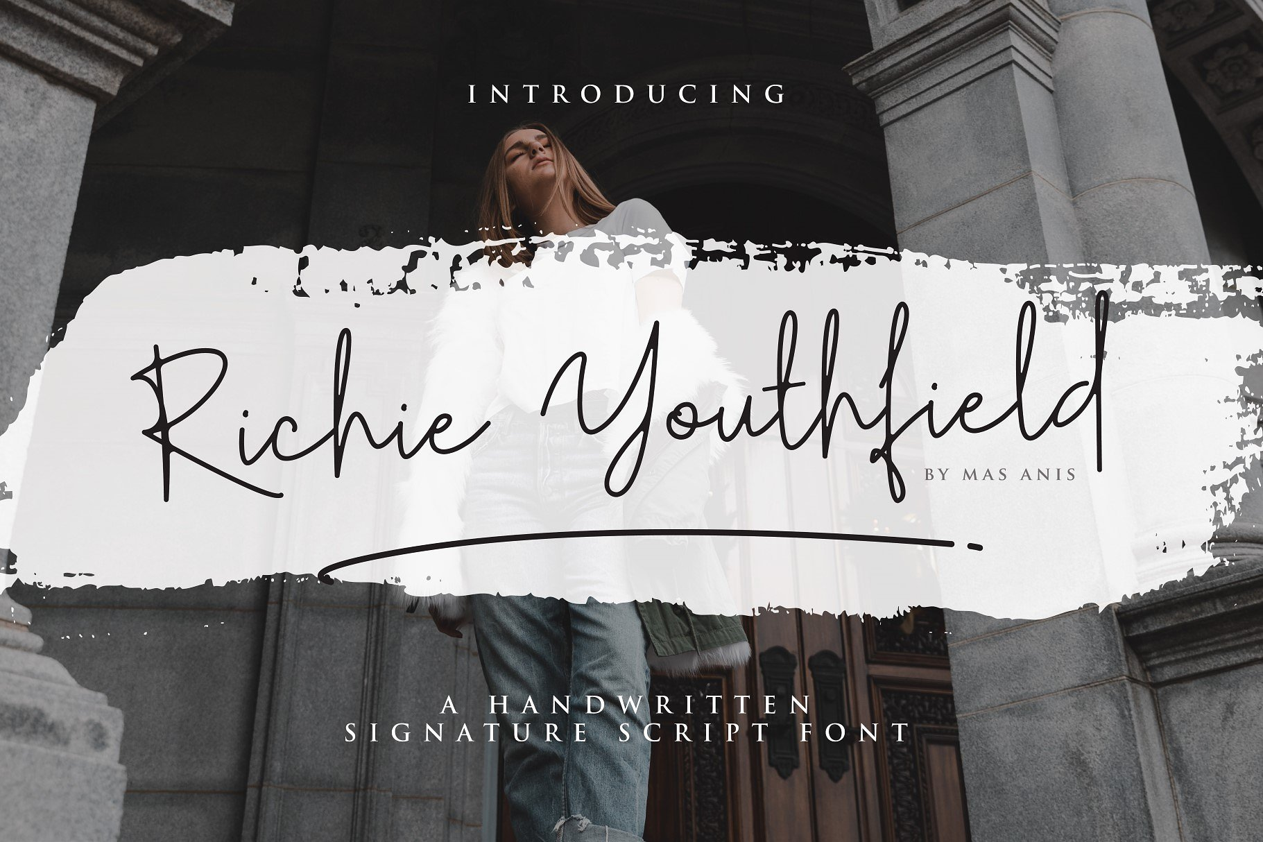Richie Youthfield Signature