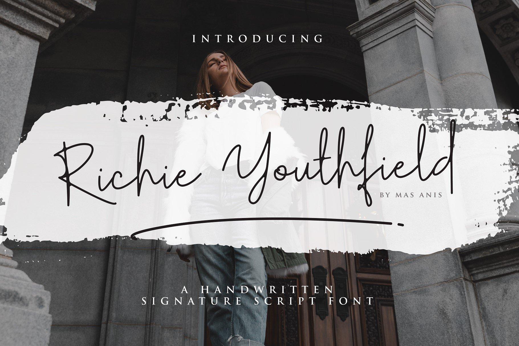 Richie Youthfield Signature