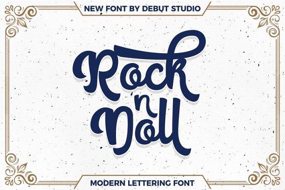 Rock 'n Doll Script
