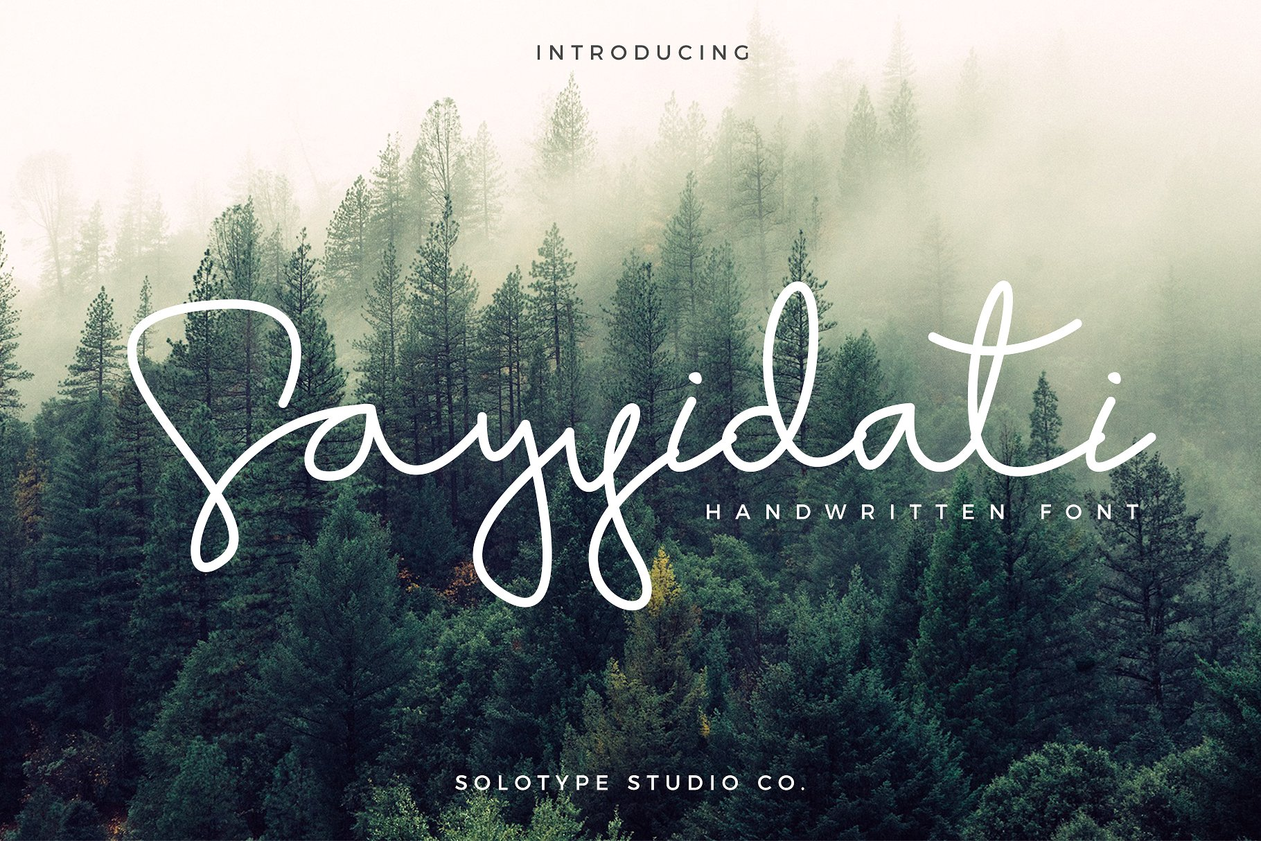 Sayyidati Script