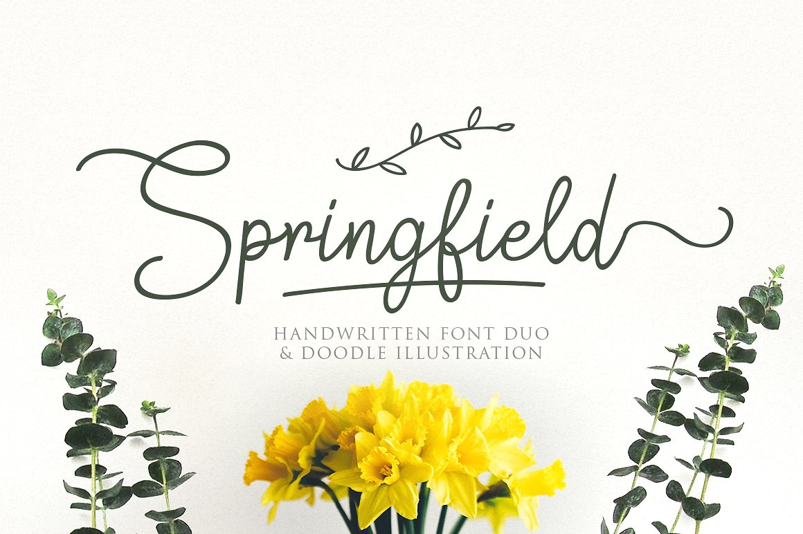 Springfield Script