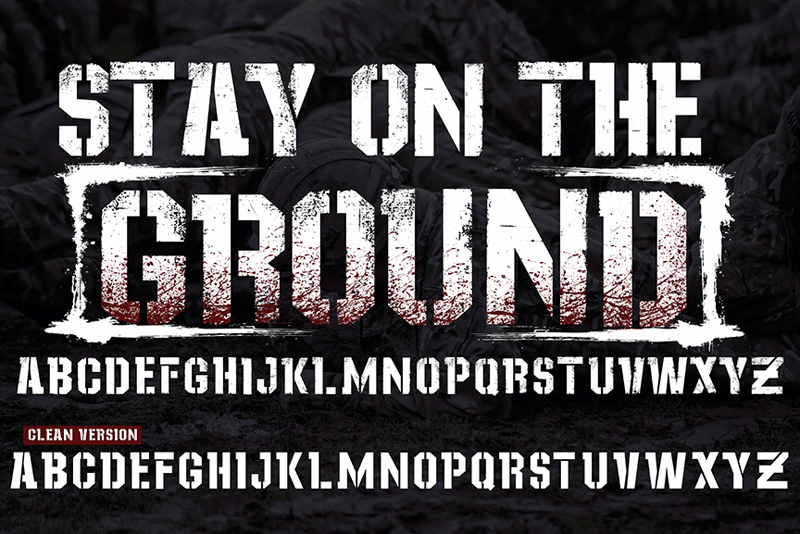 Stay On The Ground