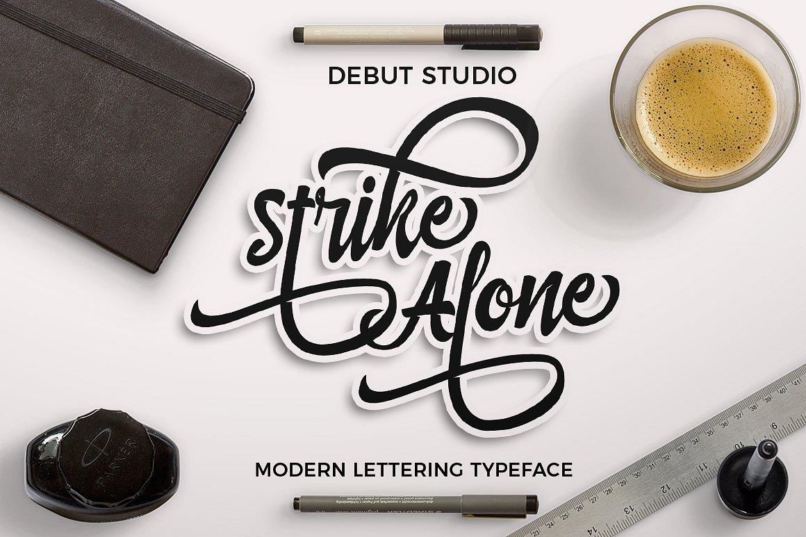 Strike Alone Script