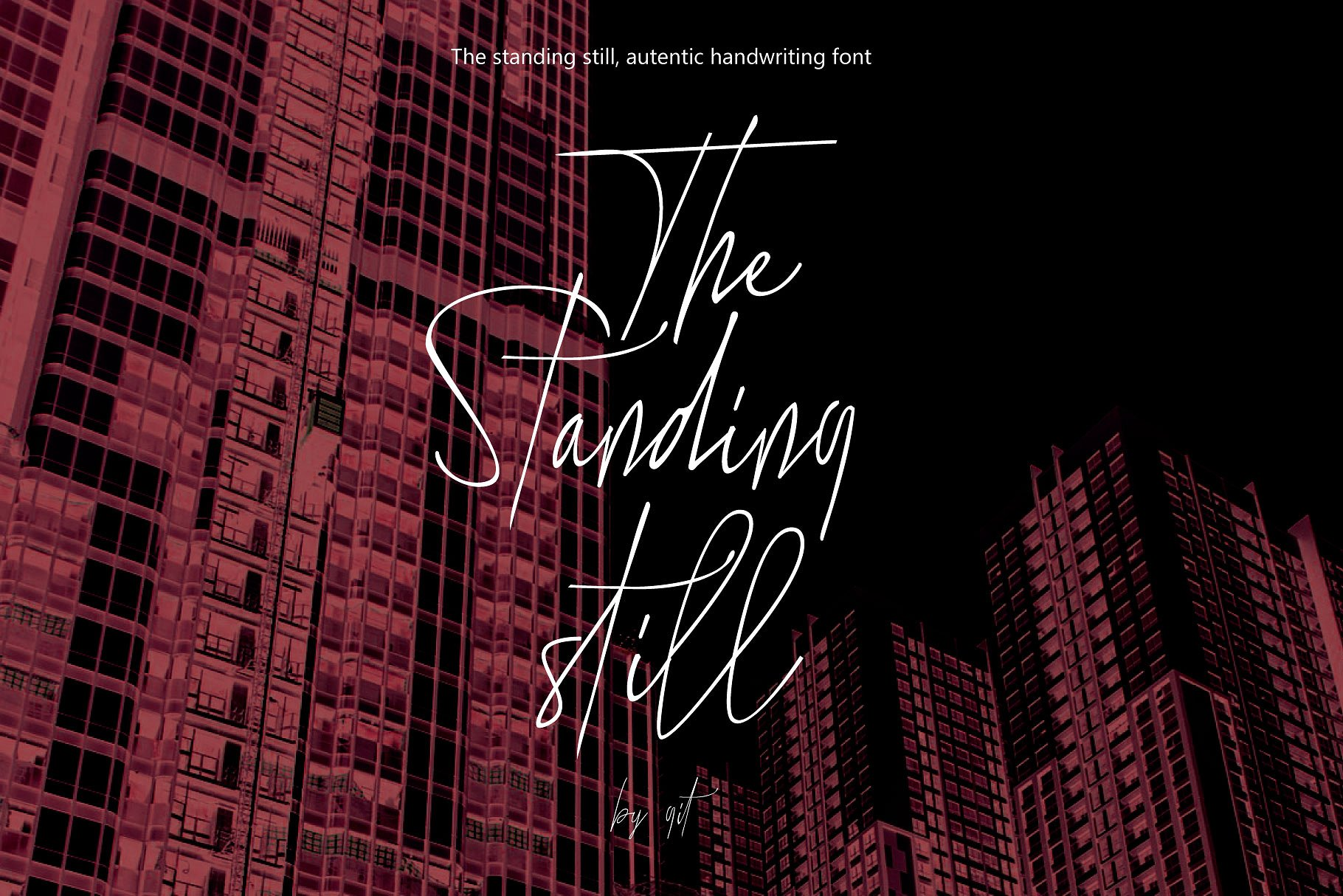 The Standing Still Script