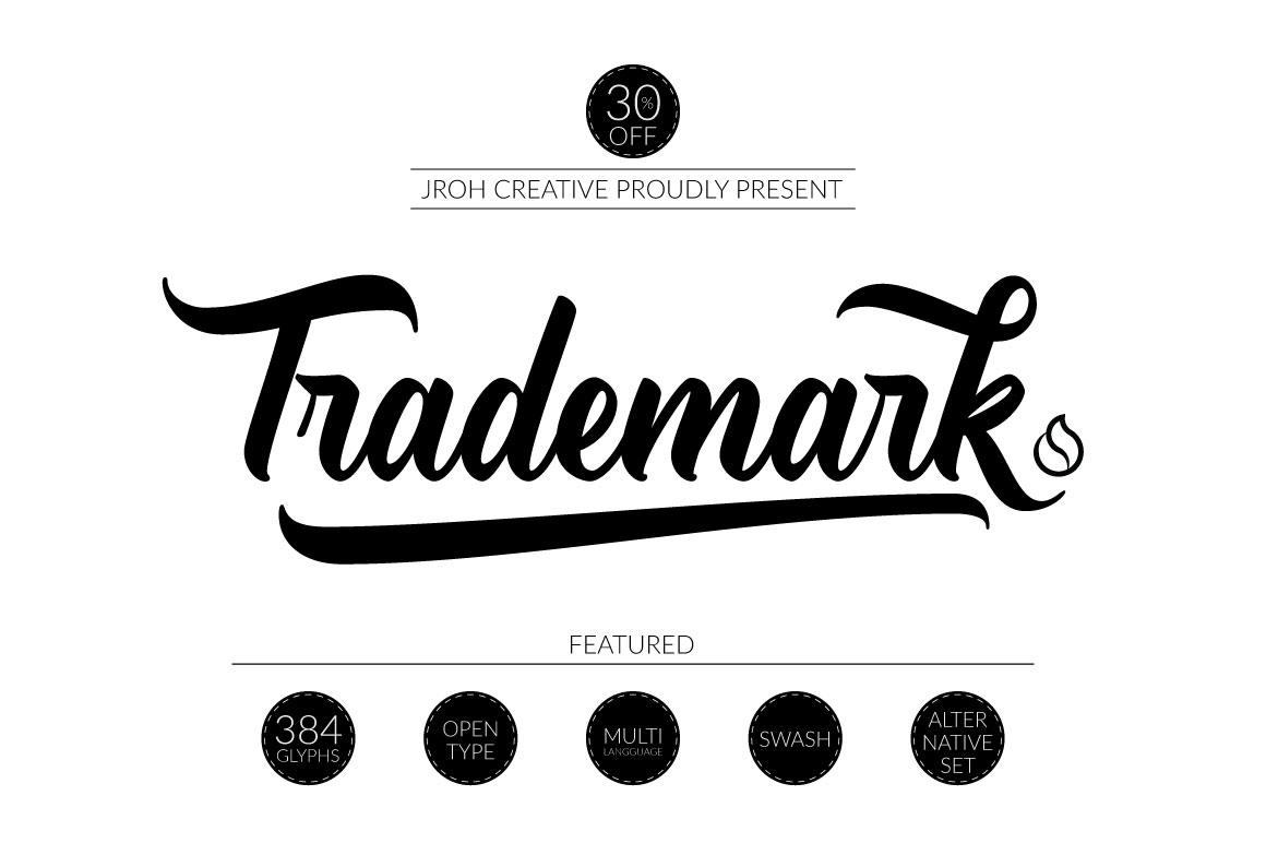 Trade Mark Script