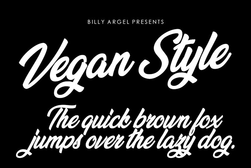 Vegan Style Script