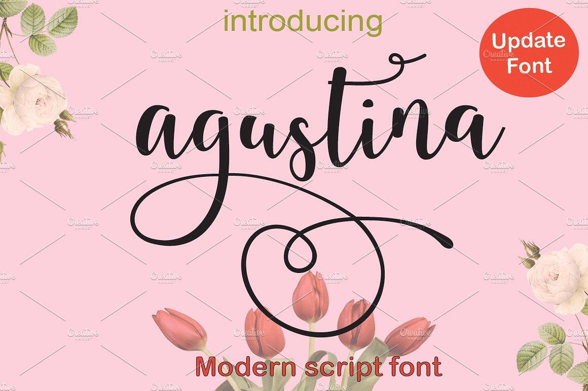 Agustina Calligraphy