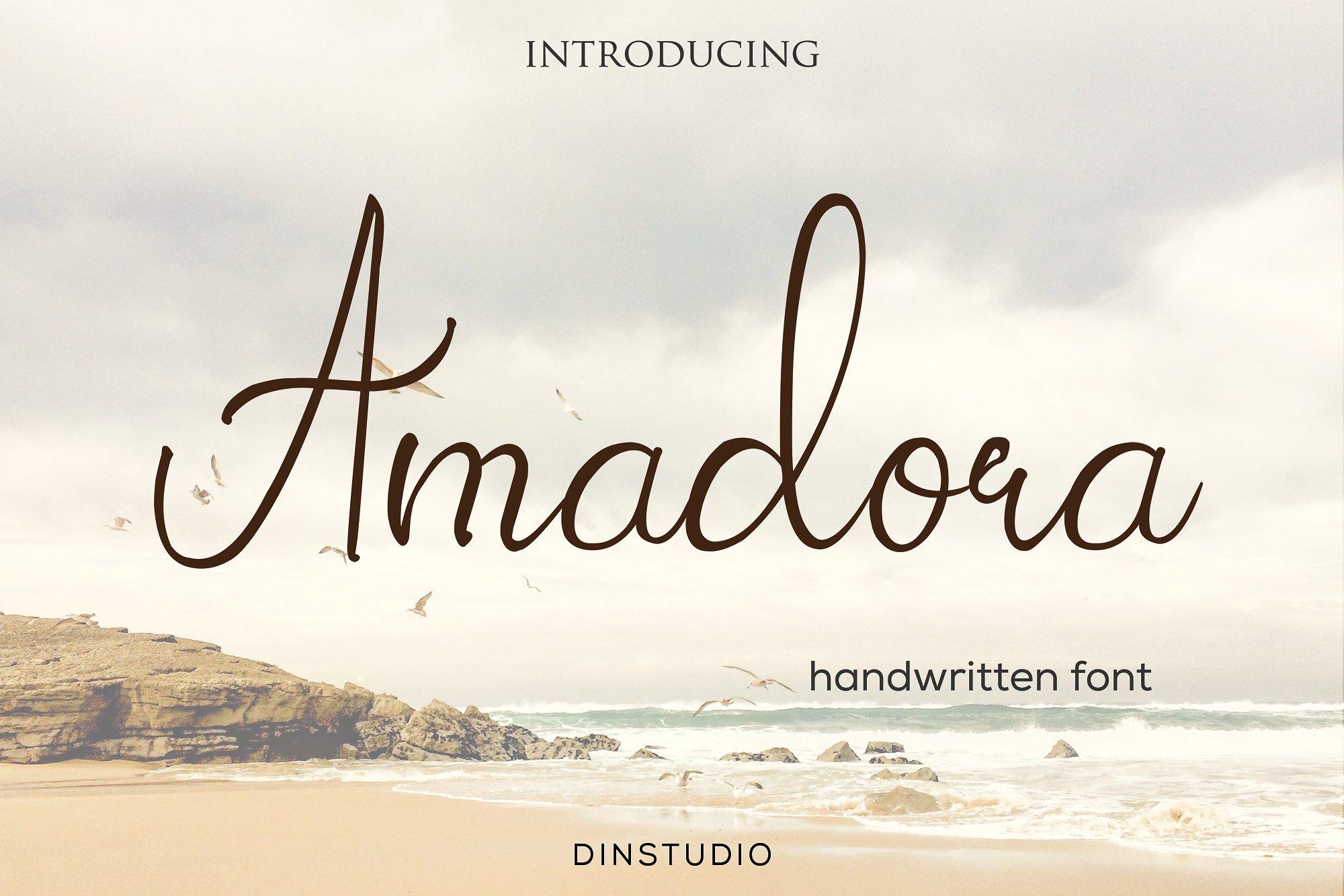 Amadora Handwritten