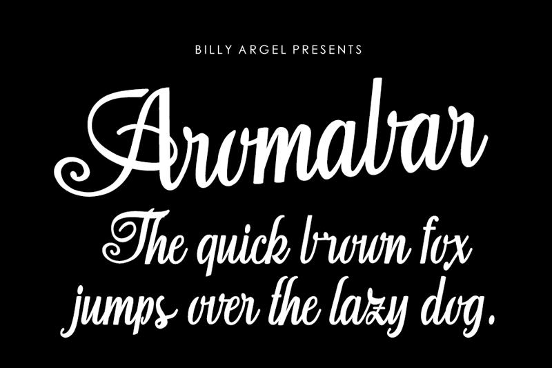 Aromabar Script