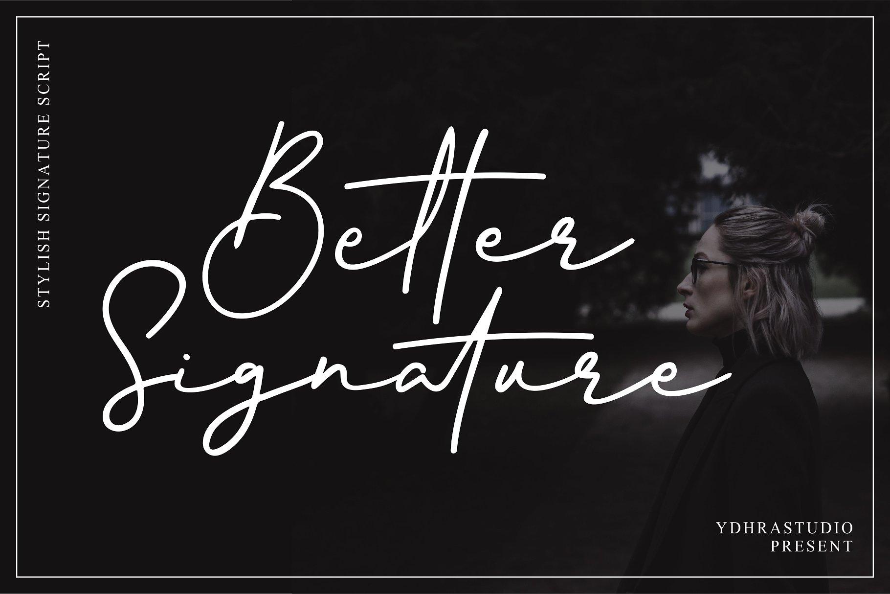 Better Signature