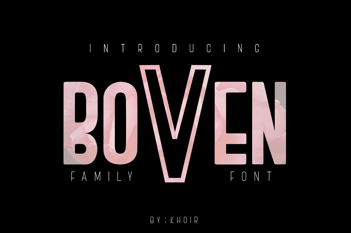 BOVEN