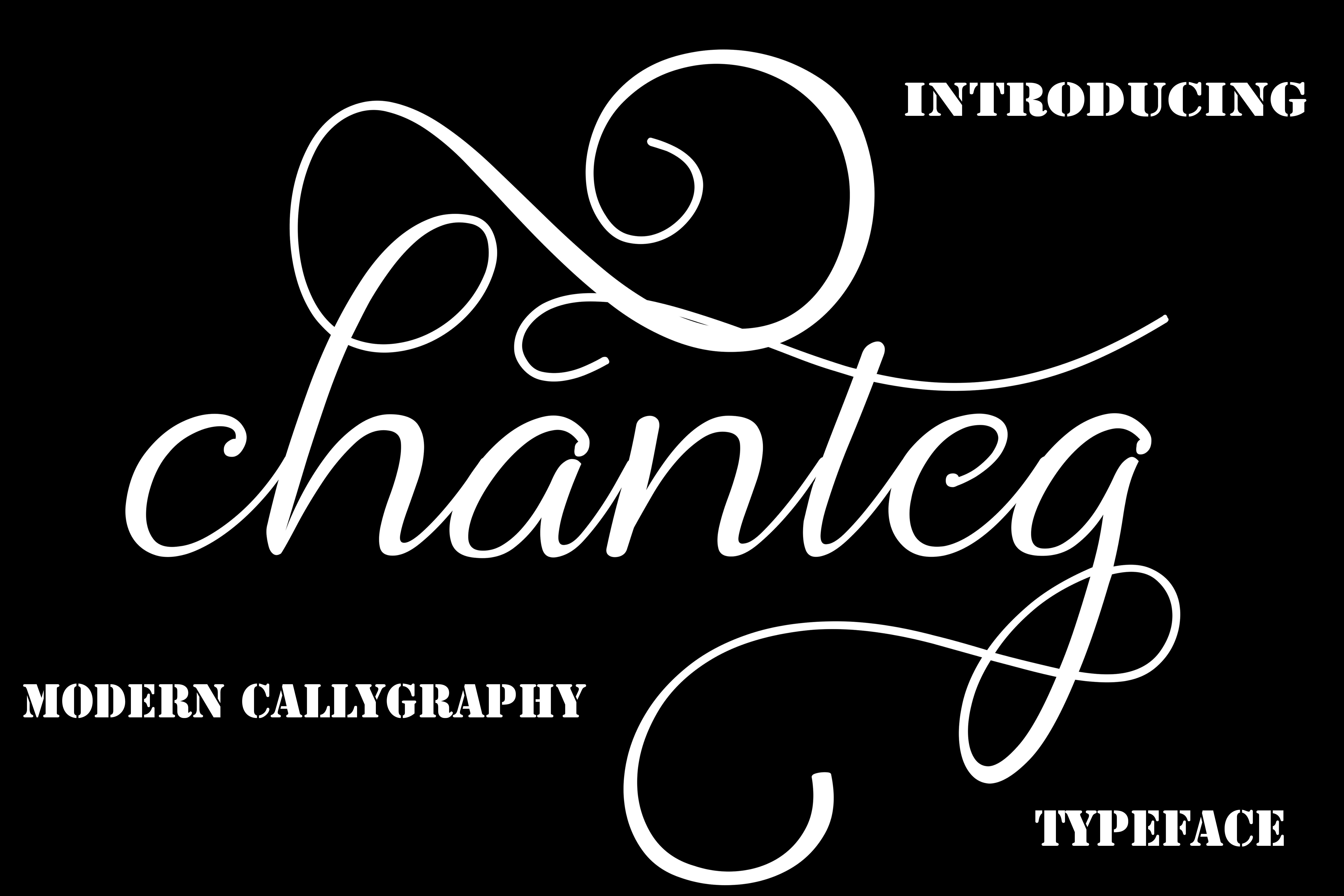Chanteg Script