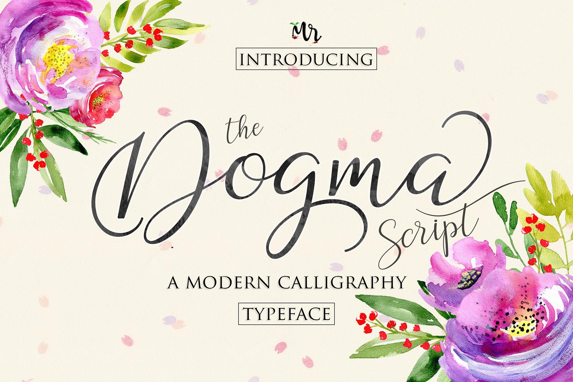Dogma Calligraphy