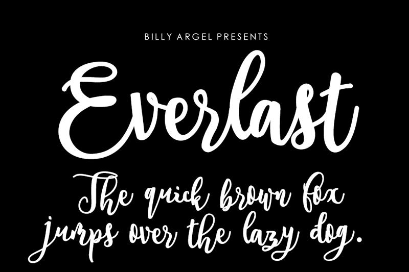 Everlast Script