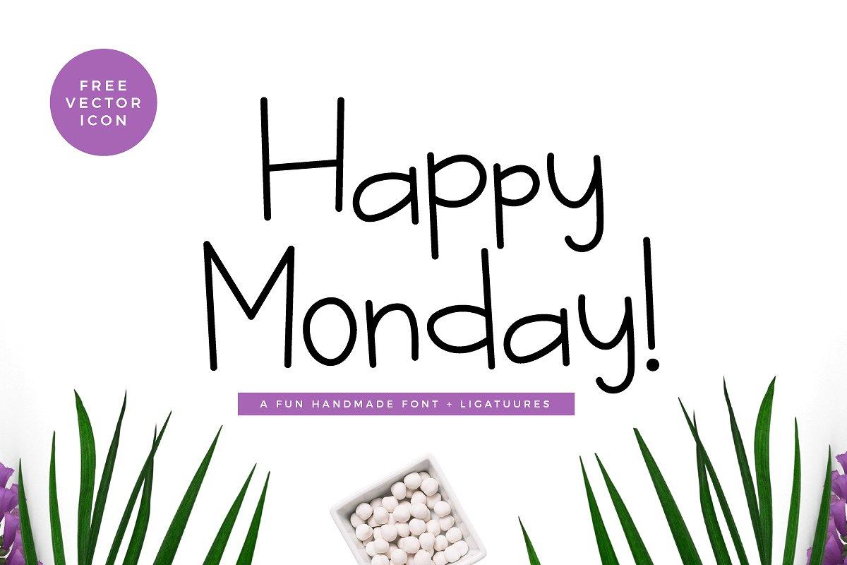 Happy Monday Script