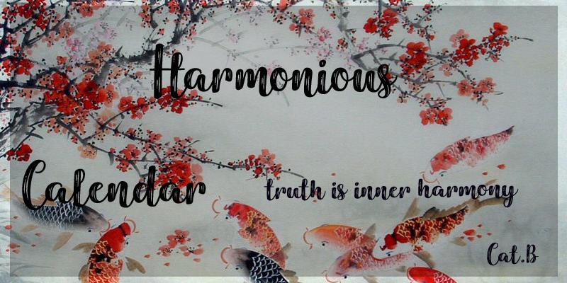 Harmonious Calendar