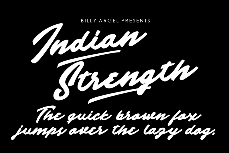 Indian Strength