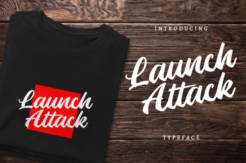Launch Attack Script
