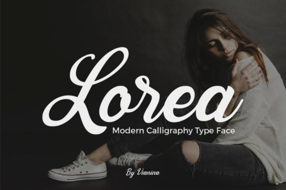 Lorea Script