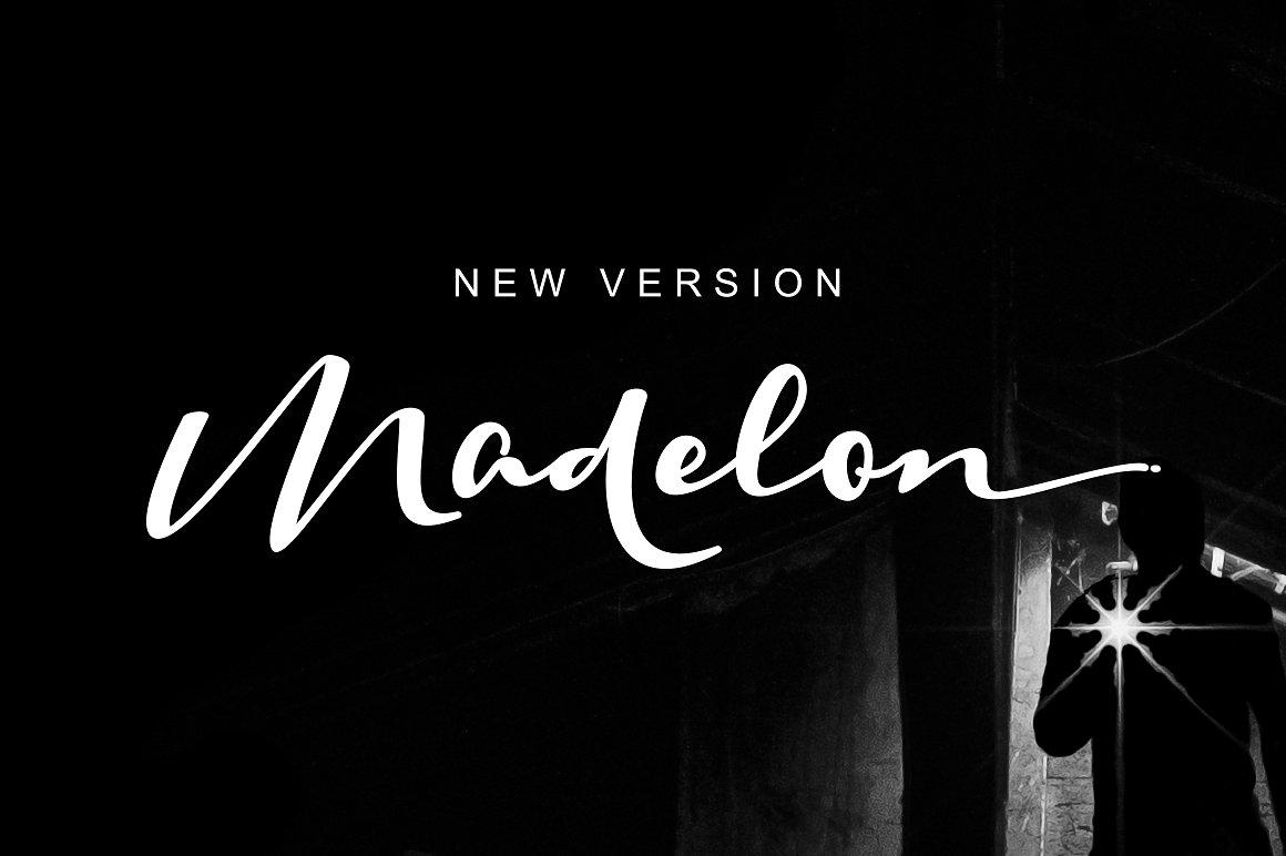 Madelon Script