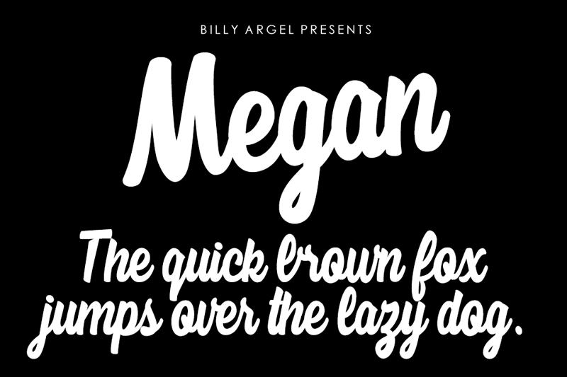 Megan Script