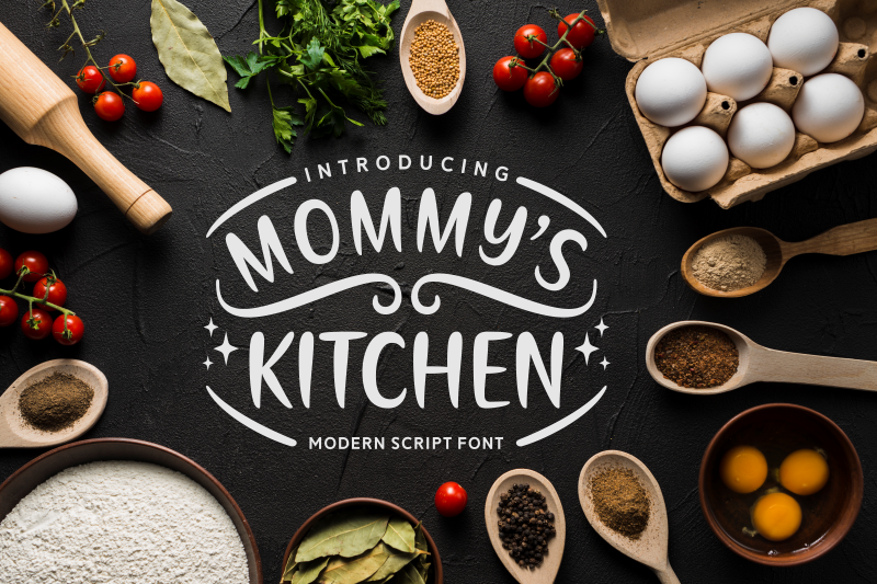 Mommy's Kitchen Script