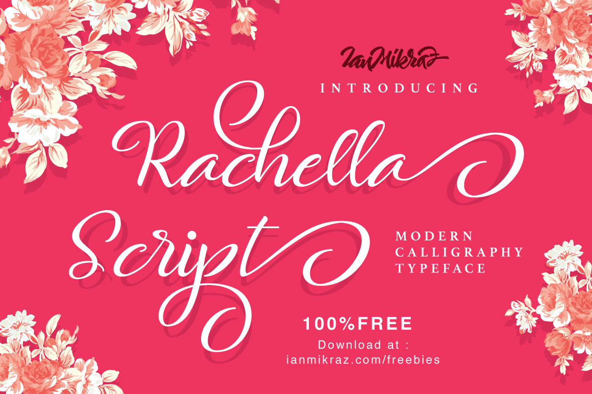 Rachella Calligraphy