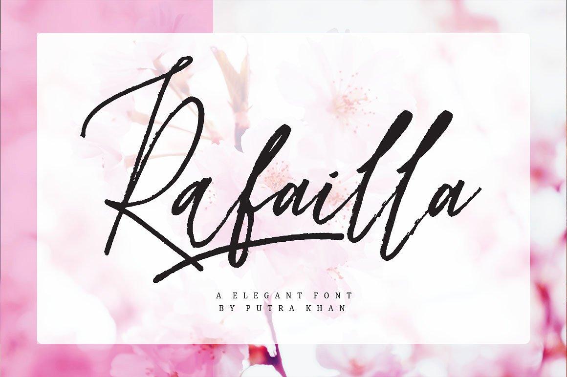 Rafailla Script