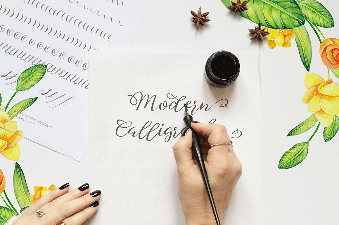 Sophia Calligraphy