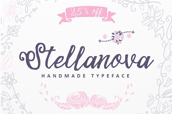 Stellanova Script