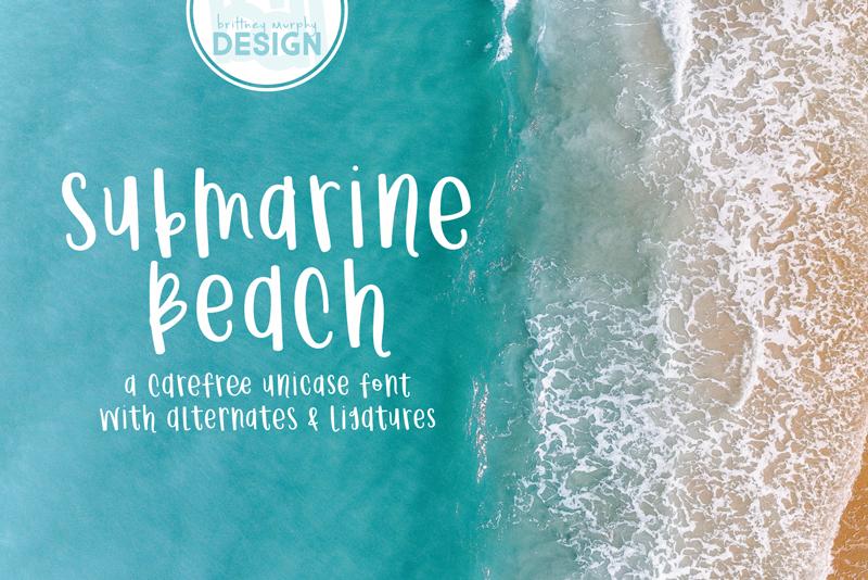 Submarine Beach Script