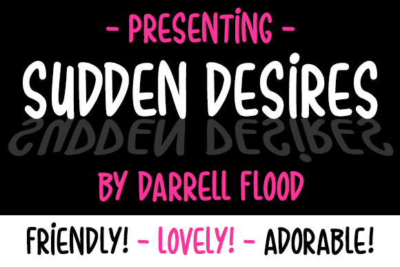 Sudden Desires Script