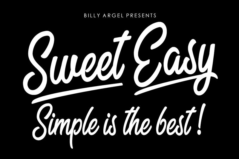 Sweet Easy Script
