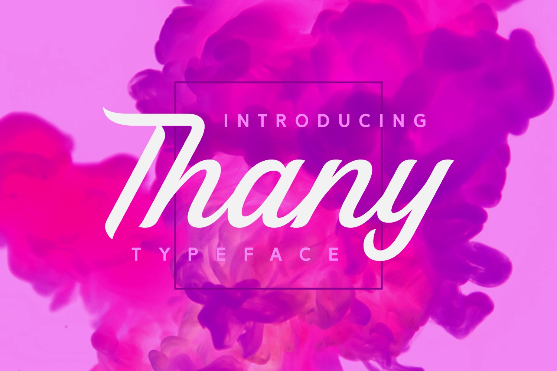 Thany