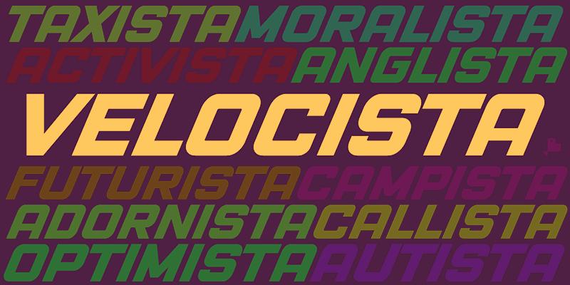 Velocista