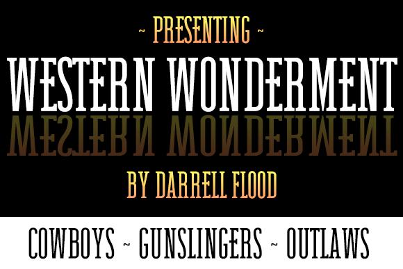 Western Wonderment
