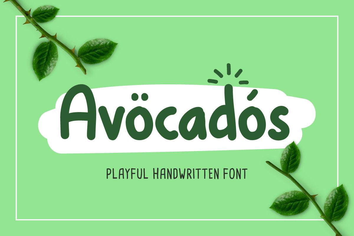 Avocados Script