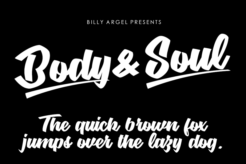 Body & Soul Brush