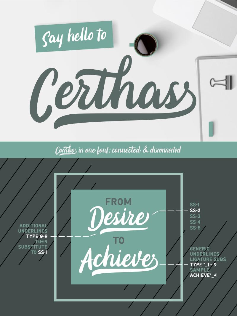 Certhas Script
