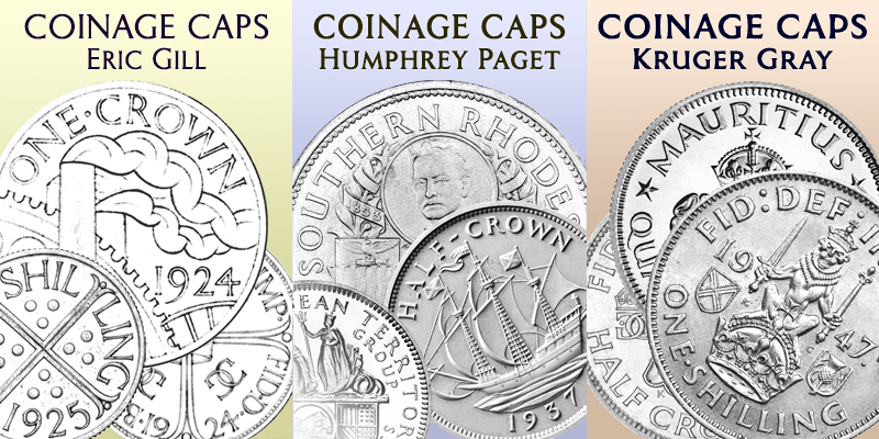 Coinage Caps Kruger Gray
