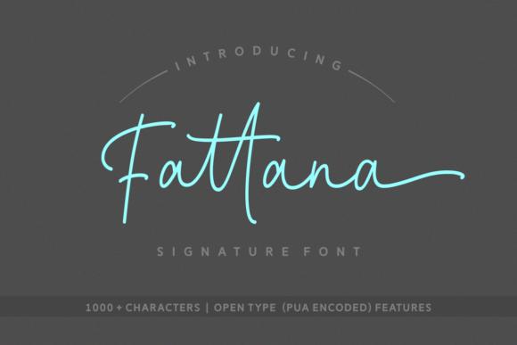 Fattana Signature