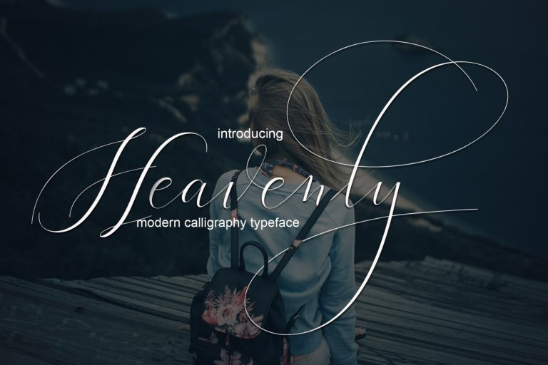 Heavenly Calligraphy