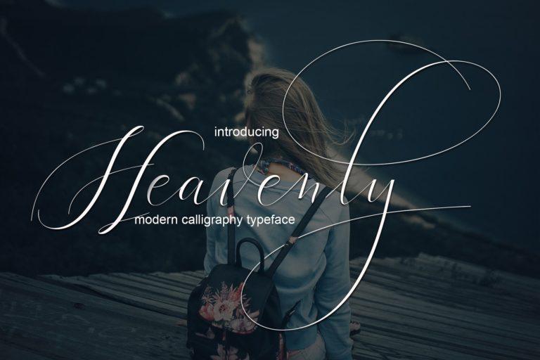 Heavenly Calligraphy
