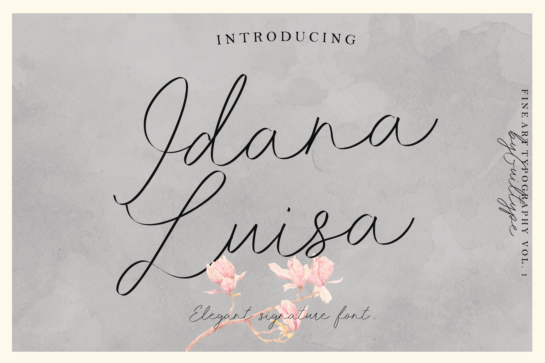 Idana Luisa Script